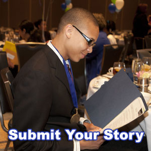 Click here to submit your own Alum Success Story!